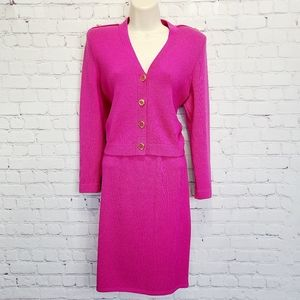 St. John Collection Skirt Suit